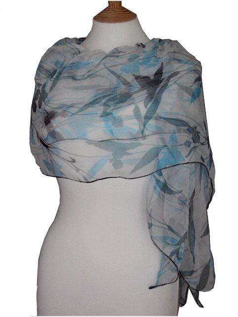 Ruched Wrap £43.50